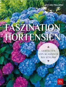 Pellens Hortensien, Buch Faszination Hortensien, Vivian Pellens