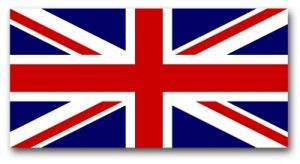Pellens Hortensien Flagge Englisch