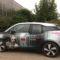 Pellens Hortensien Umweltschutz Elektro-Auto