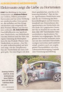 Dr. Anke Schirocki Agrobusiness Niederrhein BMW i3