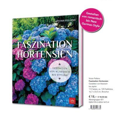 """z_ Buch """"Faszination Hortensien"""""""