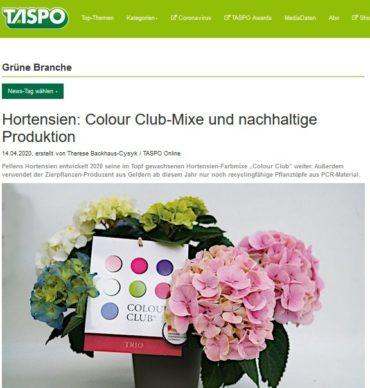 Unsere Neue Nachhaltigkeit – Taspo-Bericht