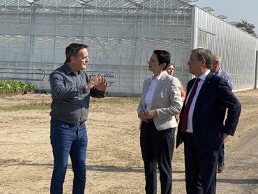 Ministerpräsident Laschet zu Besuch